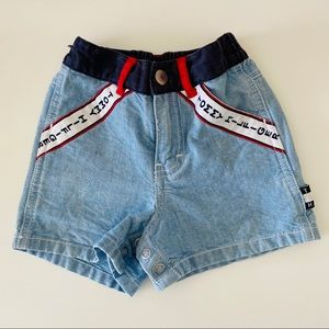 Tommy Hilfiger baby shorts